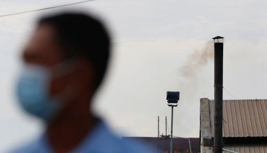 プノンペン、PM2.5における議論を展開