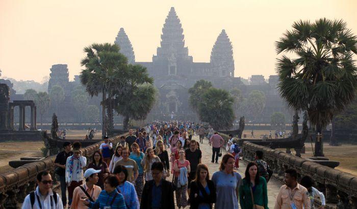 日本-カンボジア間の直行便、ますます日本人観光客の増加へ