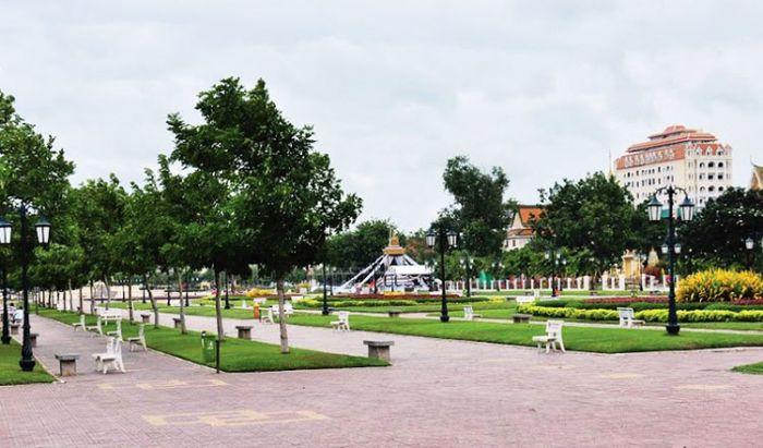 環境省、「カンボジアに大気汚染などない」と声明を発表