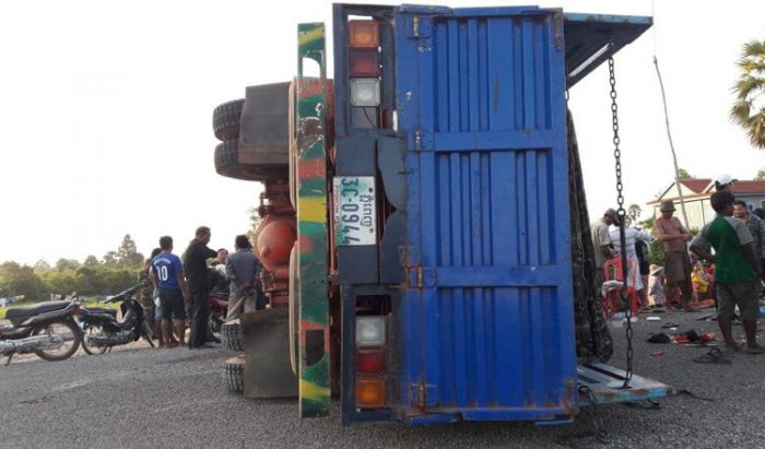 プチュン・バン、交通事故多発