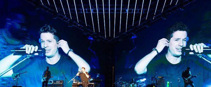 Charlie Puthがプノンペンでライブ、観客を魅了