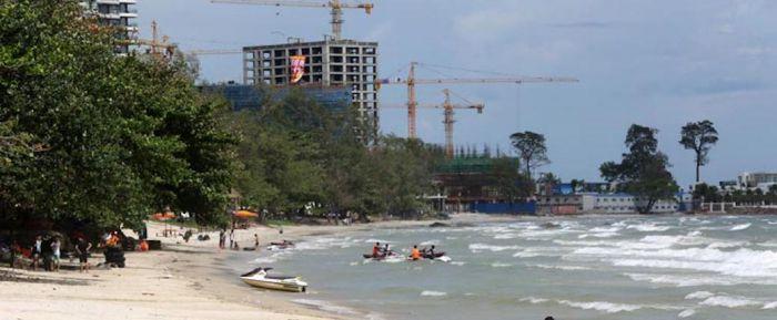 カンボジア投資額、昨年1〜5月比で6倍に