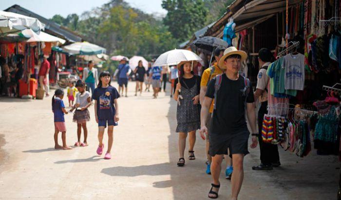 カンボジア観光大臣、日系企業に観光業への投資呼びかける