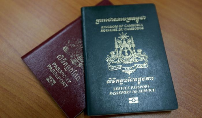 パスポートランキング2019、カンボジアは88位