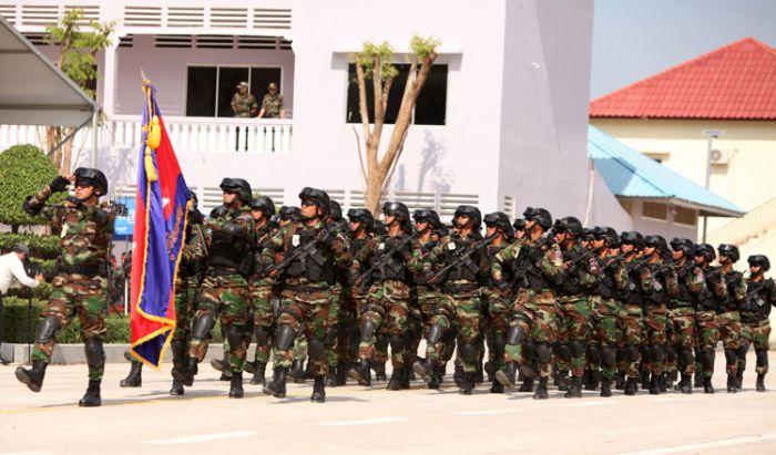 国防省、ランシー氏阻止にカンボジア王国軍を導入