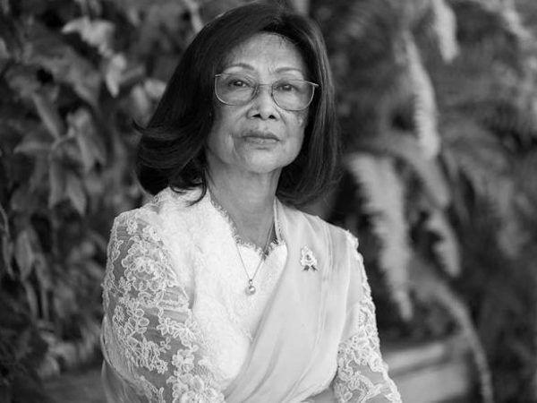 カンボジアのボパ・デビ王女、死去