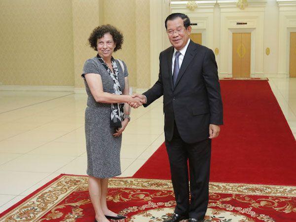 駐カンボジアEU大使、カンボジアの経済成長を称賛