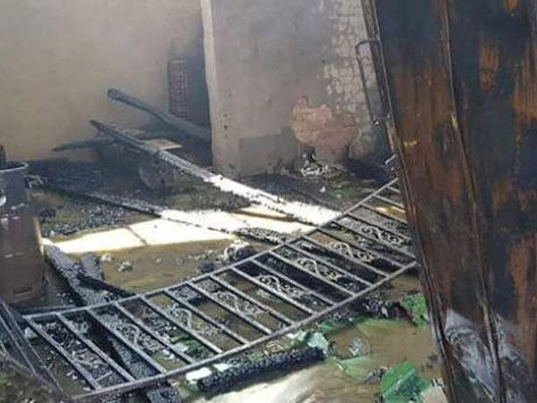 カンダル州の住宅でガス爆発、男児死亡、父親重症