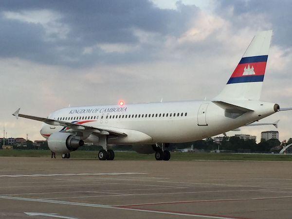 カンボジアの空港乗客者数、2020年は伸び率低下か