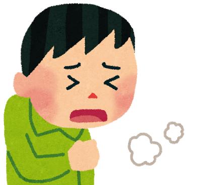 カンボジアに来て咳が出始めた!? 注意点とその対処法