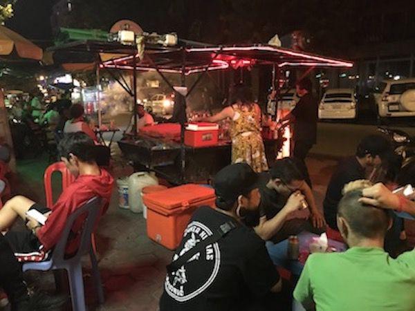 【トゥクトゥクバー】カンボジアの隠れたナイトスポット