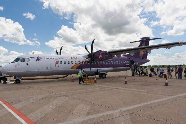 カンボジア航空業界、4月の旅客数90%減 新型コロナで深刻な影響