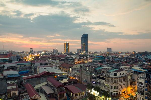 カンボジアの経済自由度、180カ国中113位