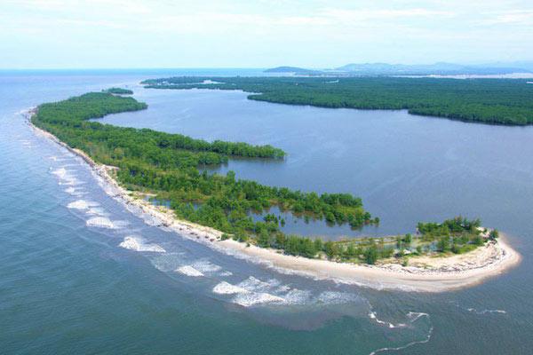 カンボジア、島5万ヘクタールを国有地に登録