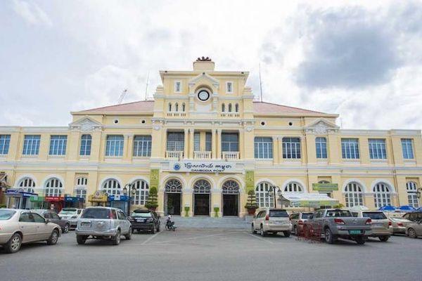 カンボジア・ポスト、国際郵便を一時停止