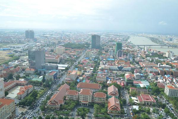 カンボジア:住みやすい国ランキング171カ国中120位