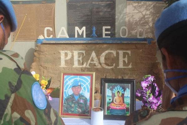 マリで平和維持活動のカンボジア人、コロナ感染し死亡
