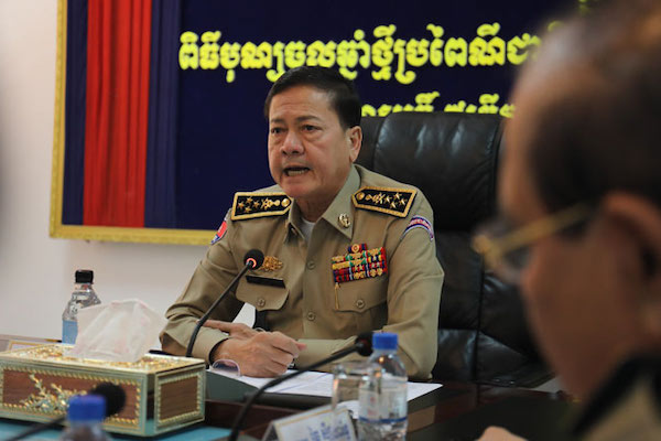 国家警察:ソーシャルメディアへの投稿を監視するよう要請