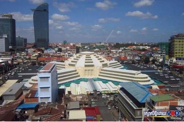 カンボジア、今年は1.9%の景気後退か