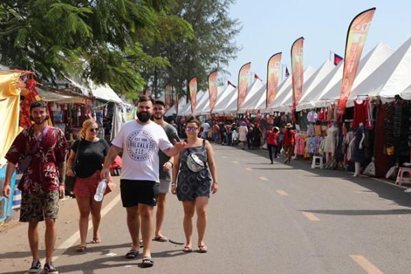 カンボジア:シーフェスティバルは予定通り開催へ