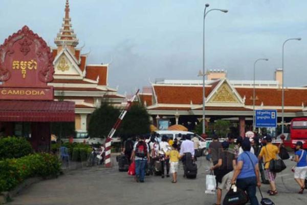カンボジア:3ヶ月ぶりにベトナムとの国境制限を解除