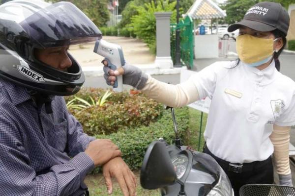 カンボジア:新型コロナ患者、1人治癒