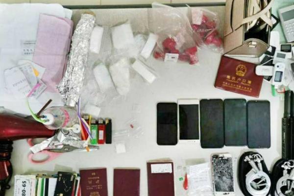 シアヌークビル:中国人7人、誘拐容疑で逮捕