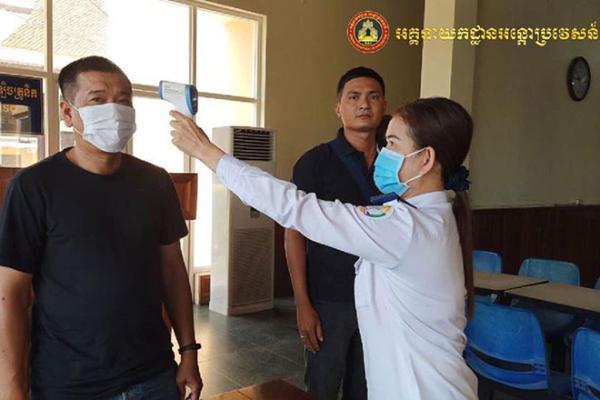 カンボジア:新規感染者23人、全て海外からの輸入症例