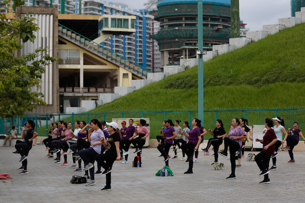 カンボジア:屋外スポーツ活動再開を許可、ジムは引き続き閉鎖