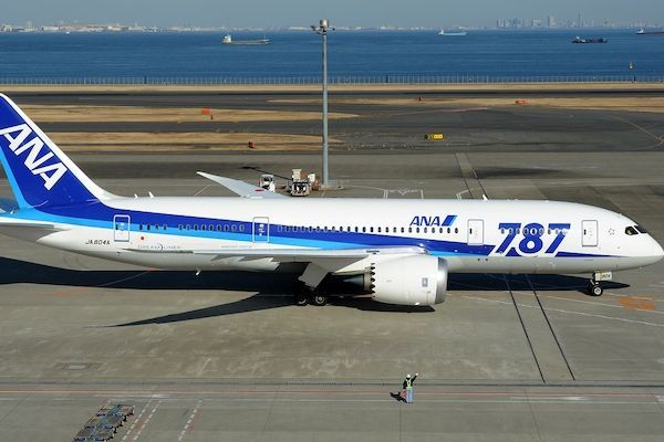 ANA:成田〜プノンペンの運休延長を発表、9月末まで