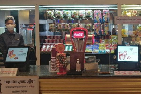 カンボジア:映画館の営業再開を許可