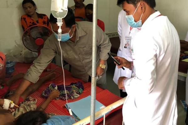 チクングニア熱感染者2000人超か、15州で広がる