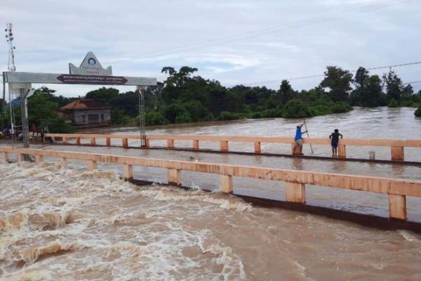 カンボジア:9月〜10月下旬にかけて洪水の恐れ