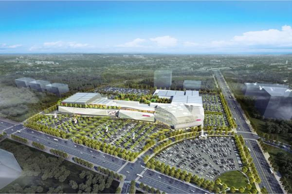 イオンモール・カンボジア3号店、2022年オープンに向け着工