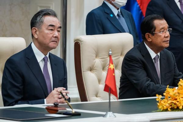 カンボジア、中国とFTA協定を締結 両国関係の緊密化進む