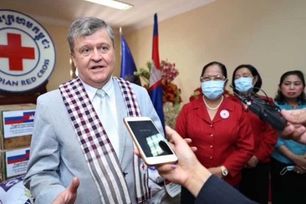ロシア、カンボジアへ新型コロナワクチン提供か