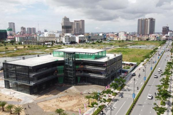 プノンペンに新たな商業施設「ビューパークモール」2021年開店へ