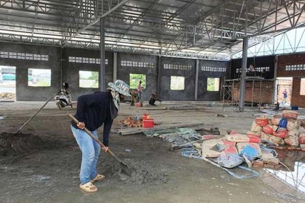 カンボジア当局:プノンペンに隔離センターの建設急ぐ