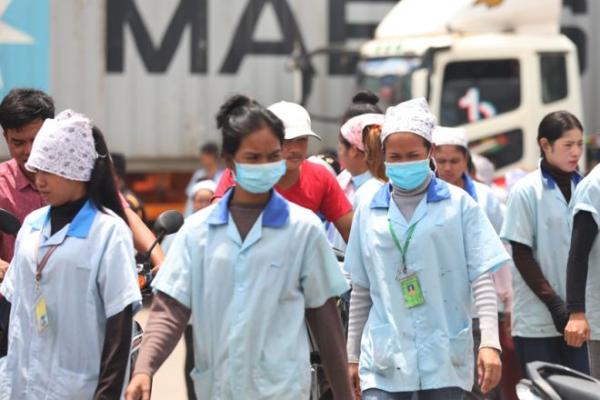 カンボジア:1〜9月で工場110箇所が閉鎖、5万5000人が失業