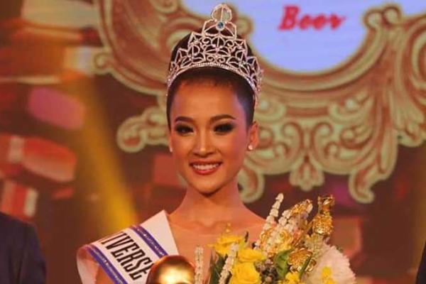 ミスユニバース・カンボジア2020決まる、女優サリタ・レスさんに