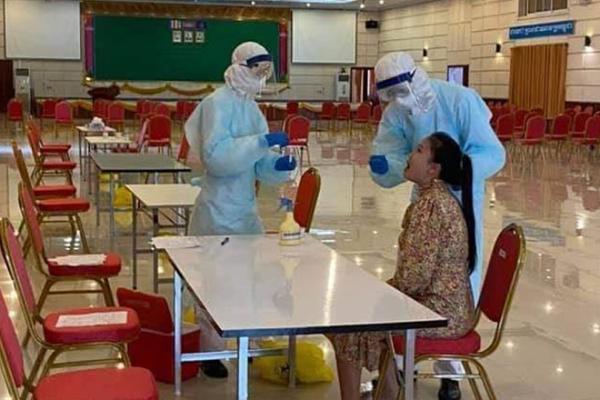カンボジアで市中感染広がる、29日・30日で14人の感染確認
