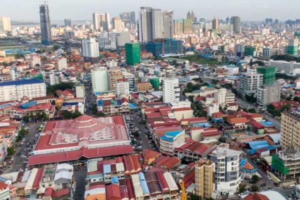 世銀、来年のカンボジア経済はプラス成長に回復と予測