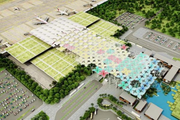新シェムリアップ空港、建設は予定通り
