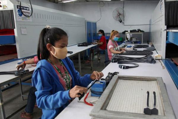 カンボジア、2020年の輸出額は60億ドル 前年度から大幅減少