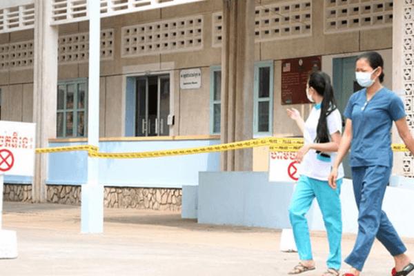 カンボジア、結婚式場をコロナ治療施設に