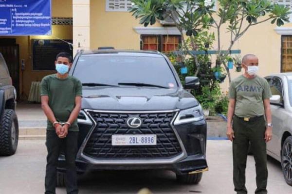中国人28人のベトナムへの不法入国ほう助、カンボジアの元軍人逮捕