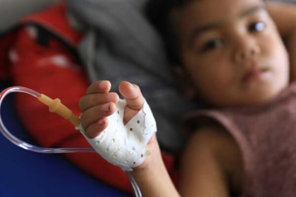 保健省:新型コロナとデング熱の同時感染に注意呼びかけ