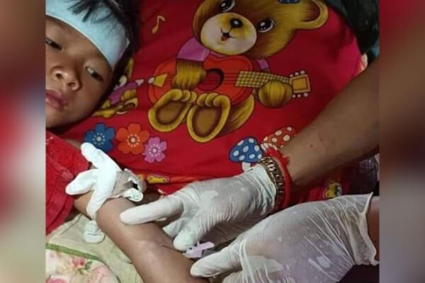 ラタナキリ州でチクングニア熱の症例相次ぐ、約100人が感染