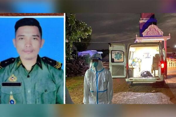 コロナ患者が警備員殺害し病院から逃走 男性逮捕