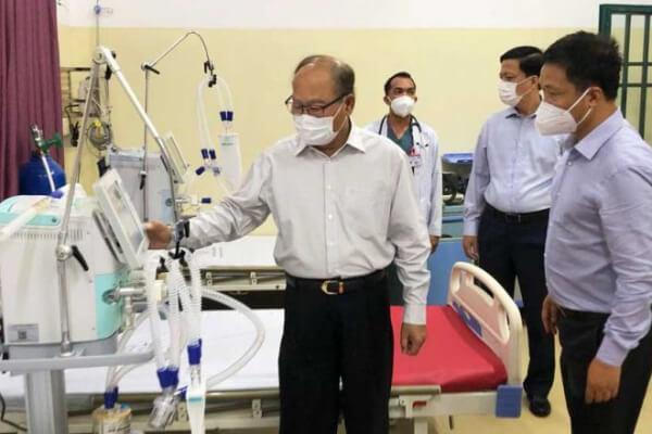 カンボジア、アメリカに新型コロナワクチン提供を要請